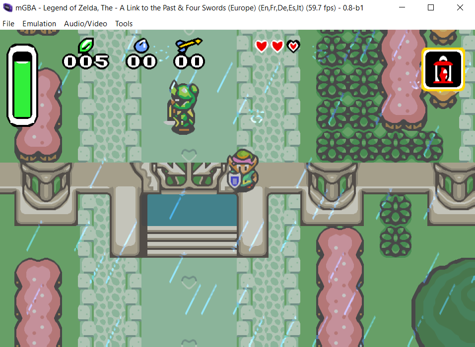 link to the past 2-1