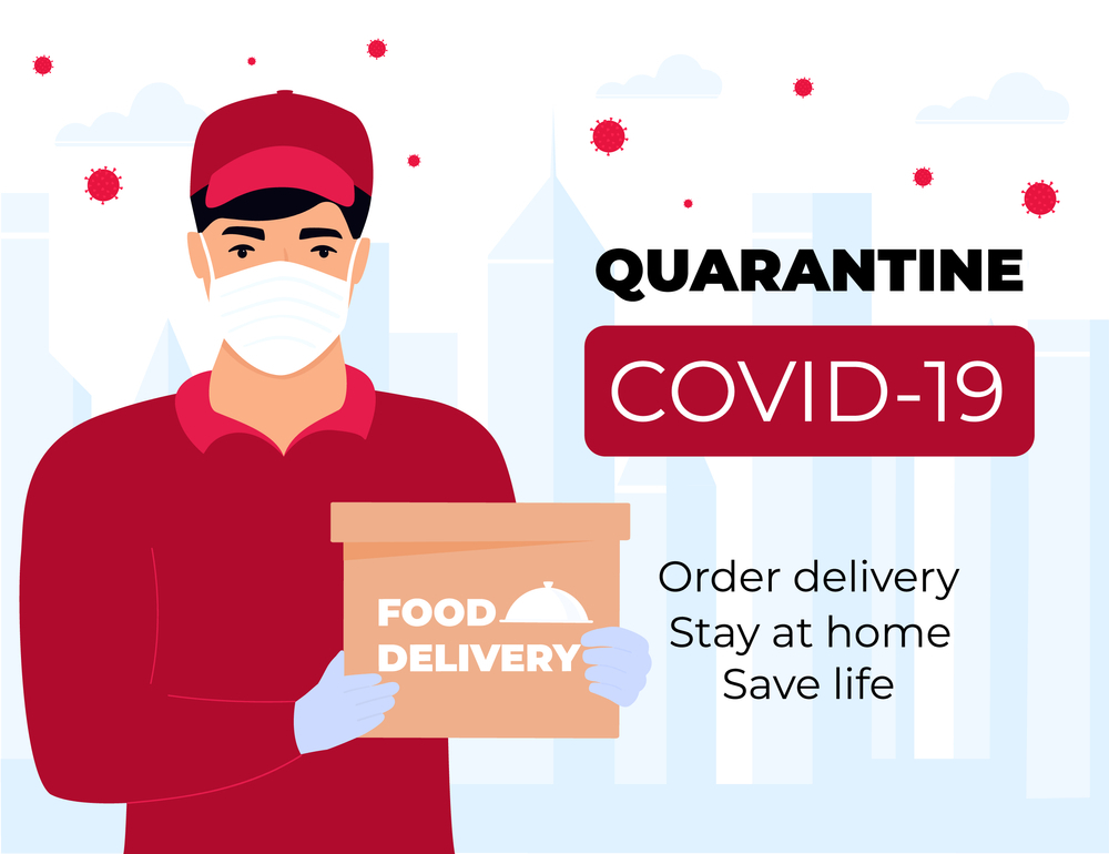 covid 19 food delivery
