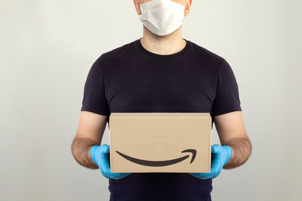 amazon delivery covid 19