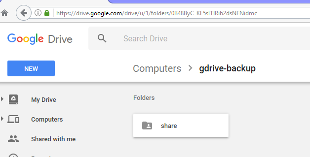 Mount a specific folder · Issue #99 · astrada/google-drive
