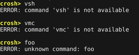 vmc: command not found · Issue #9 · lstoll/cros-crostini · GitHub