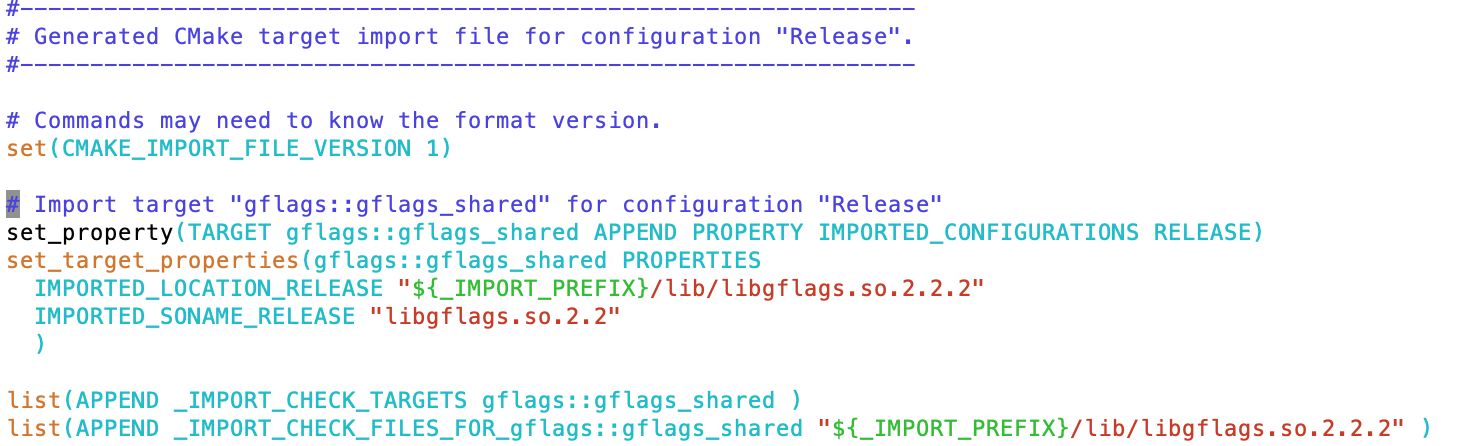 Undefined reference to gflags · Issue #18974 · grpc/grpc