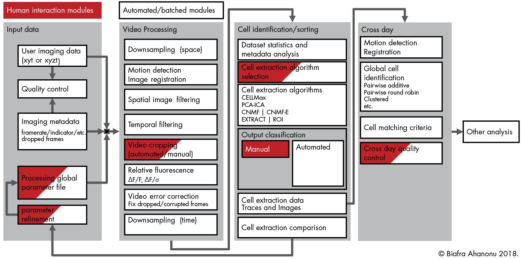 GitHub - bahanonu/calciumImagingAnalysis