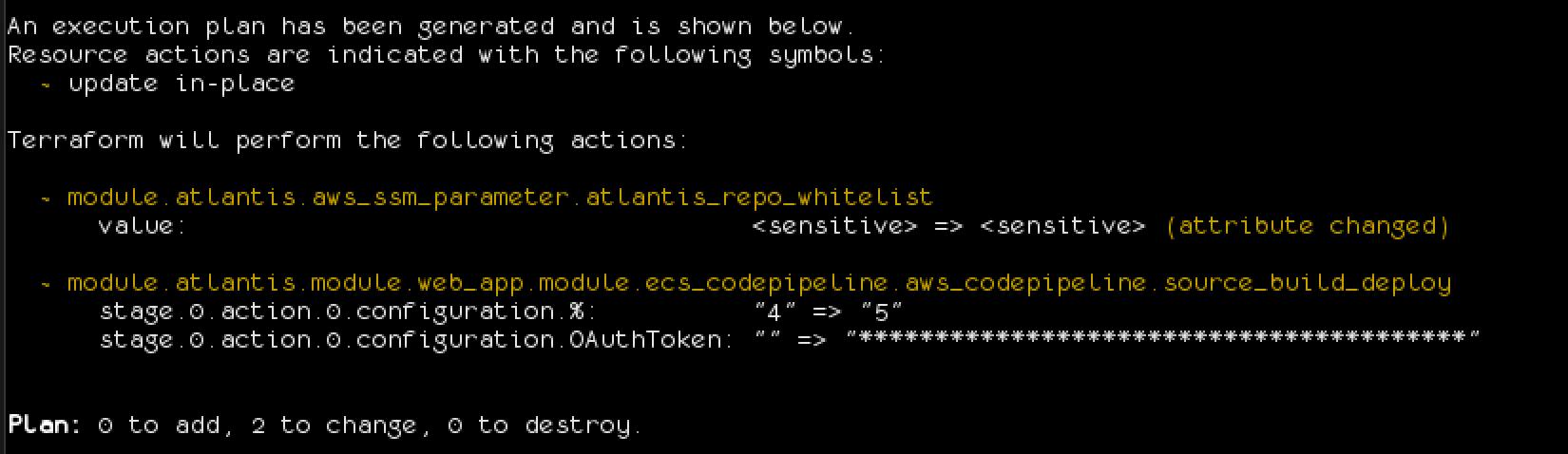 GitHub - cloudposse/tfmask: Terraform utility to mask select