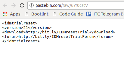 Why your software connects to pastebin? · Issue #2 · J2TEAM/idm
