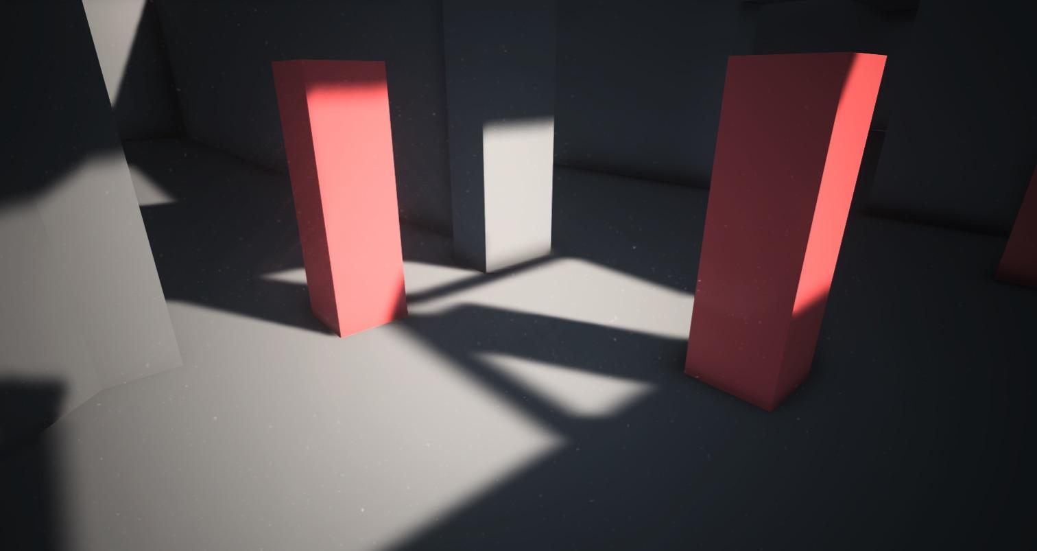 Option to use stencil shadows (aka shadow volumes) instead