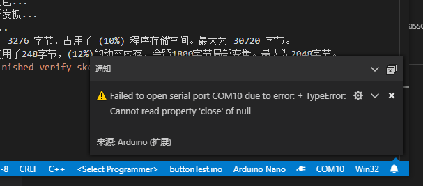 COM port issue · Issue #596 · microsoft/vscode-arduino · GitHub