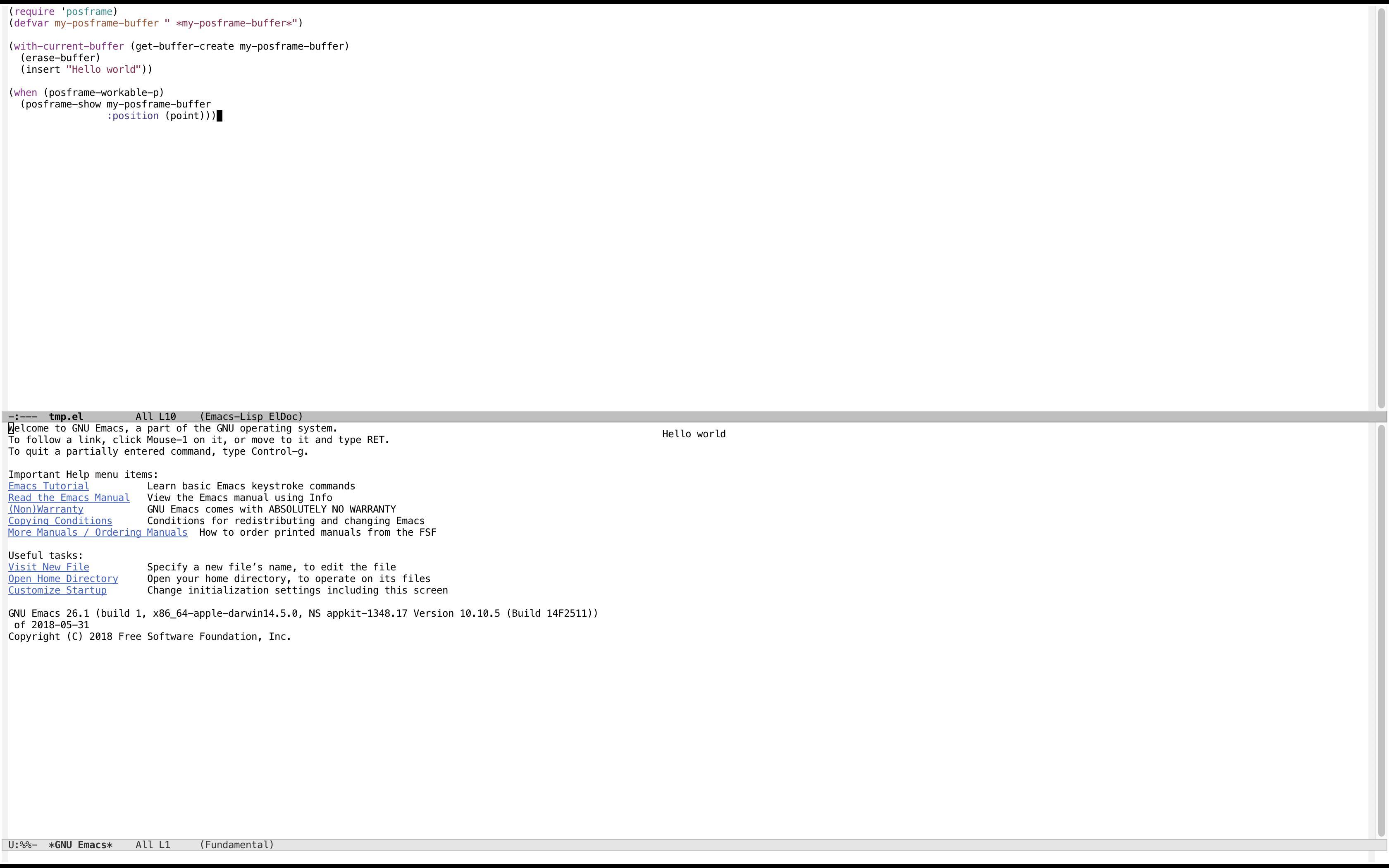 Posframe Mac OS black fullscreen · Issue #30 · tumashu/posframe · GitHub