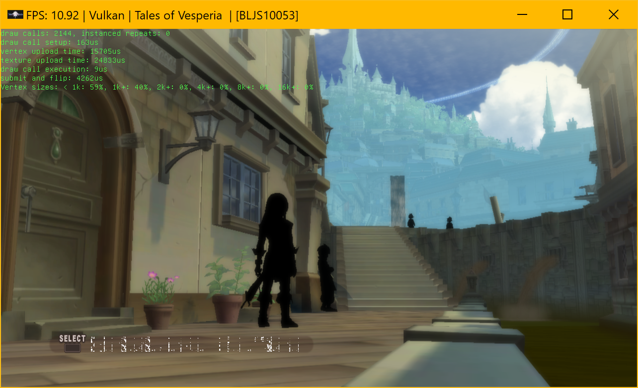 GL/VK: Tales of Vesperia - Rendering issues · Issue #2707 · RPCS3