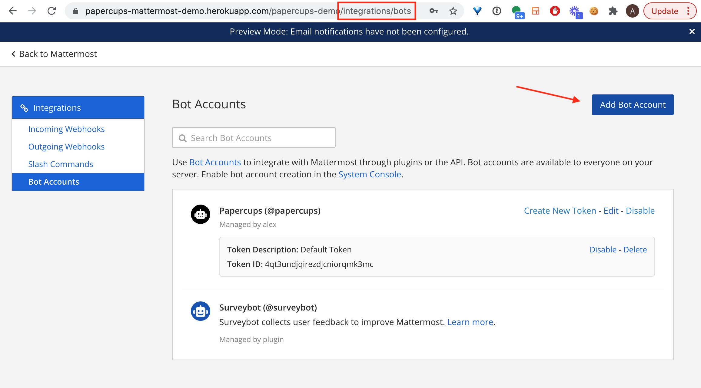 mattermost-add-bot-account-page