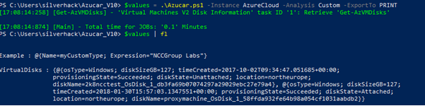 GitHub - nccgroup/azucar: Security auditing tool for Azure environments