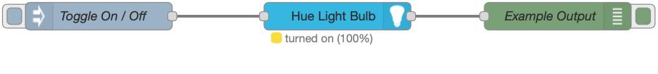 Hue Light Example