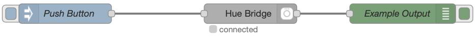 Hue Bridge Example