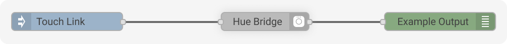 Hue Bridge Example