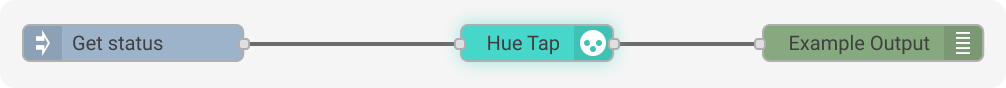 Hue Tap Example