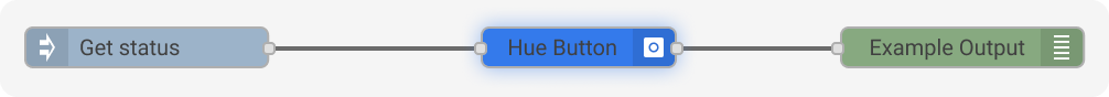Hue Button Example