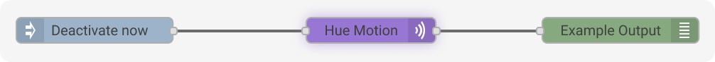 Hue Motion Example