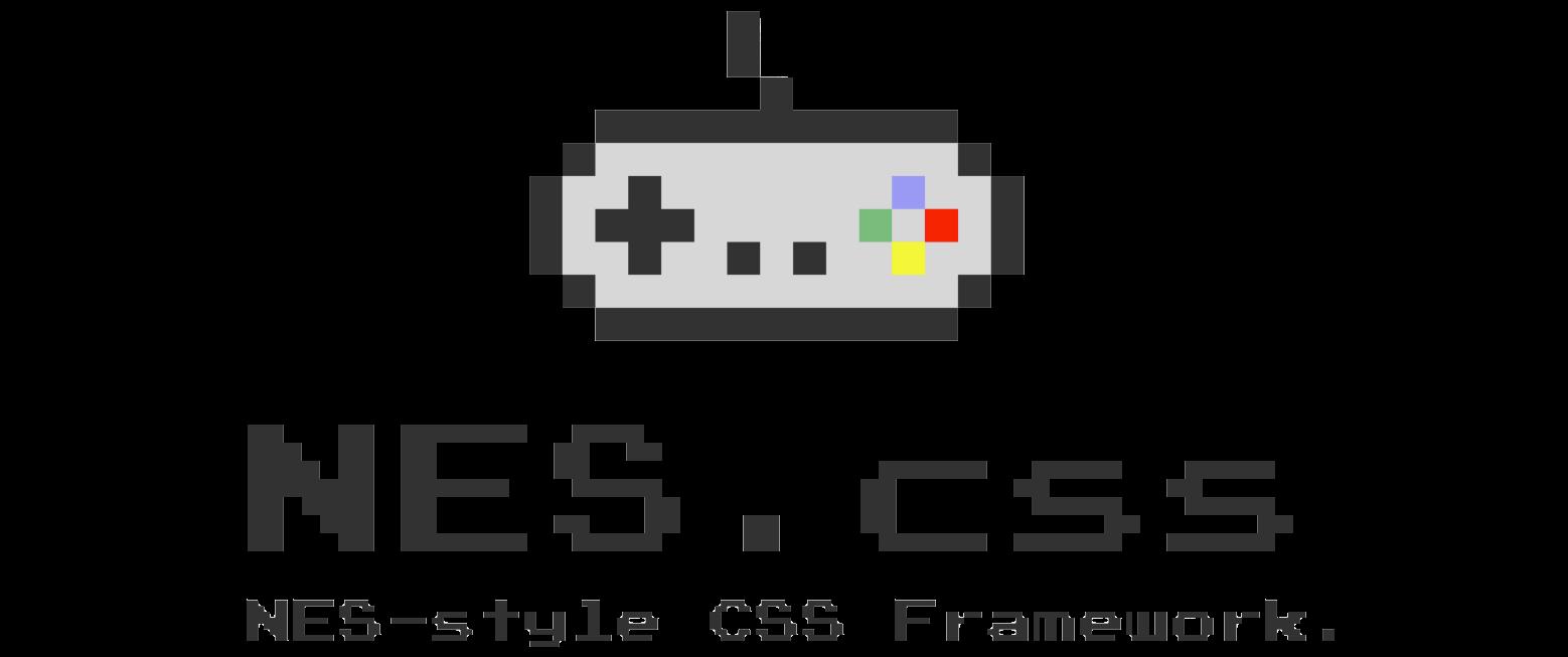 CSS框架:复古红白机款!NES风格CSS样式框架(ファミコン风)