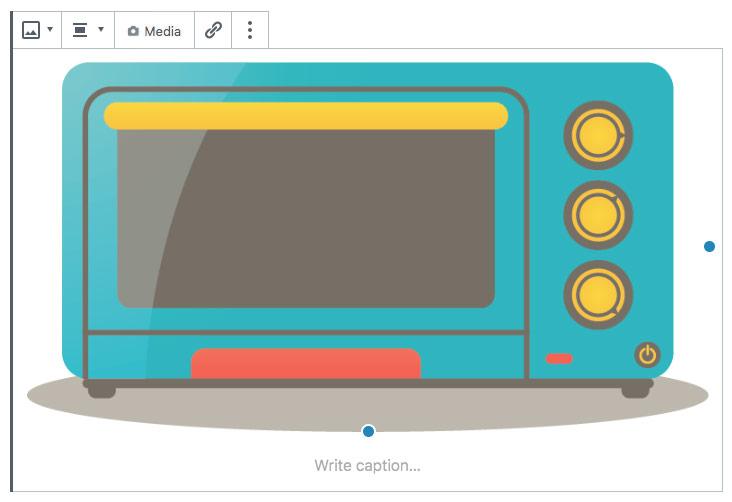 Media-link-toolbar