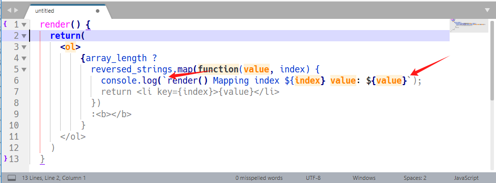 Javascript] source js meta block js meta group js string