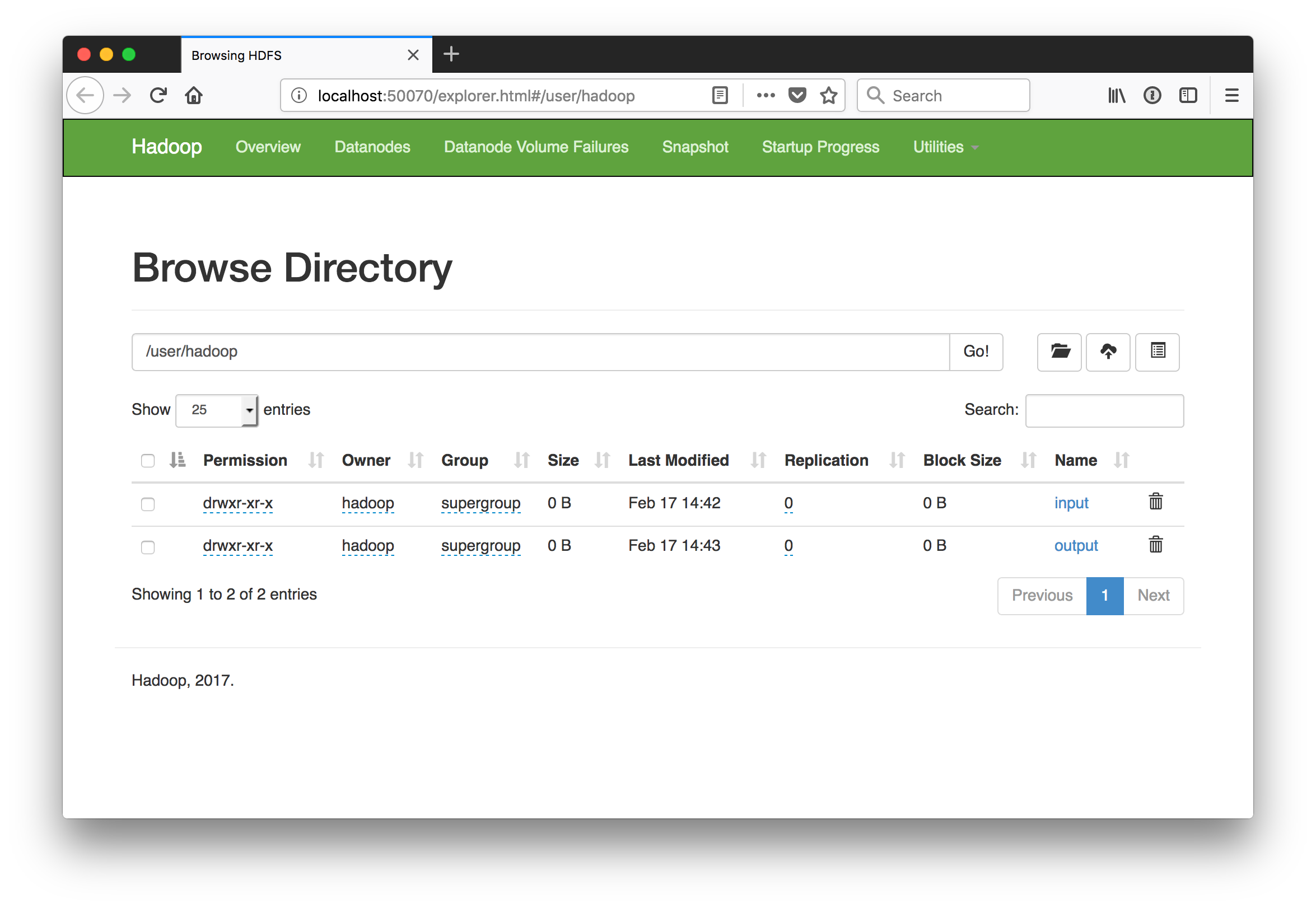 GitHub - mjstealey/hadoop: Apache Hadoop - Docker