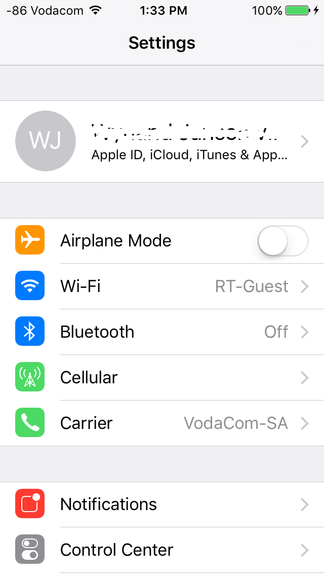 iOS support · Issue #64 · openstf/stf · GitHub