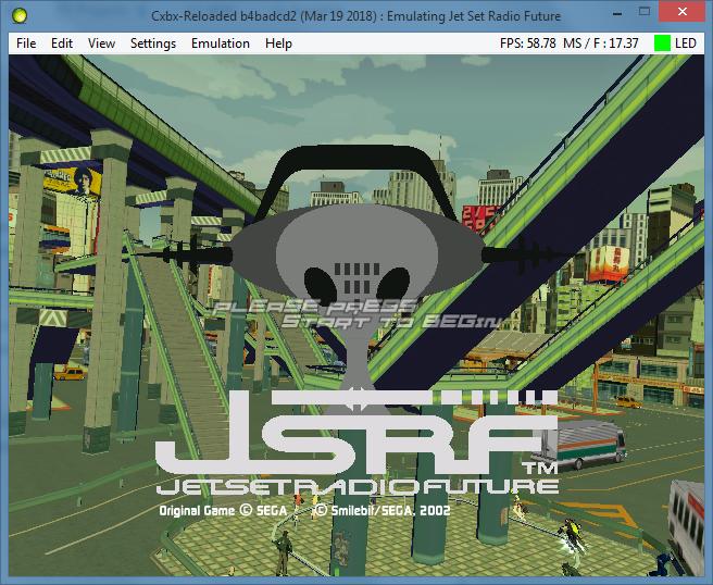 jet set radio future 360 download