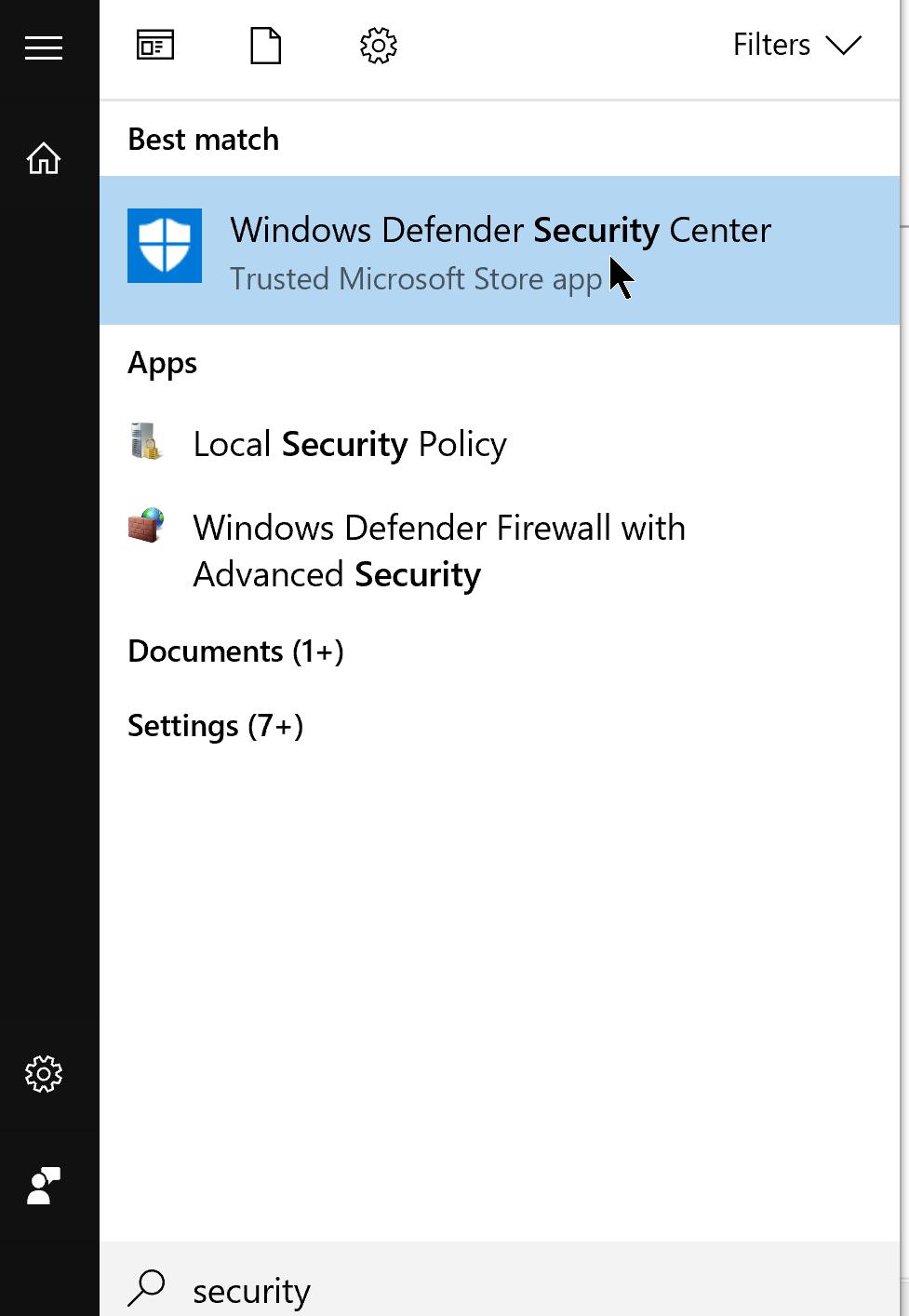Windows 10 1803 0x80070005
