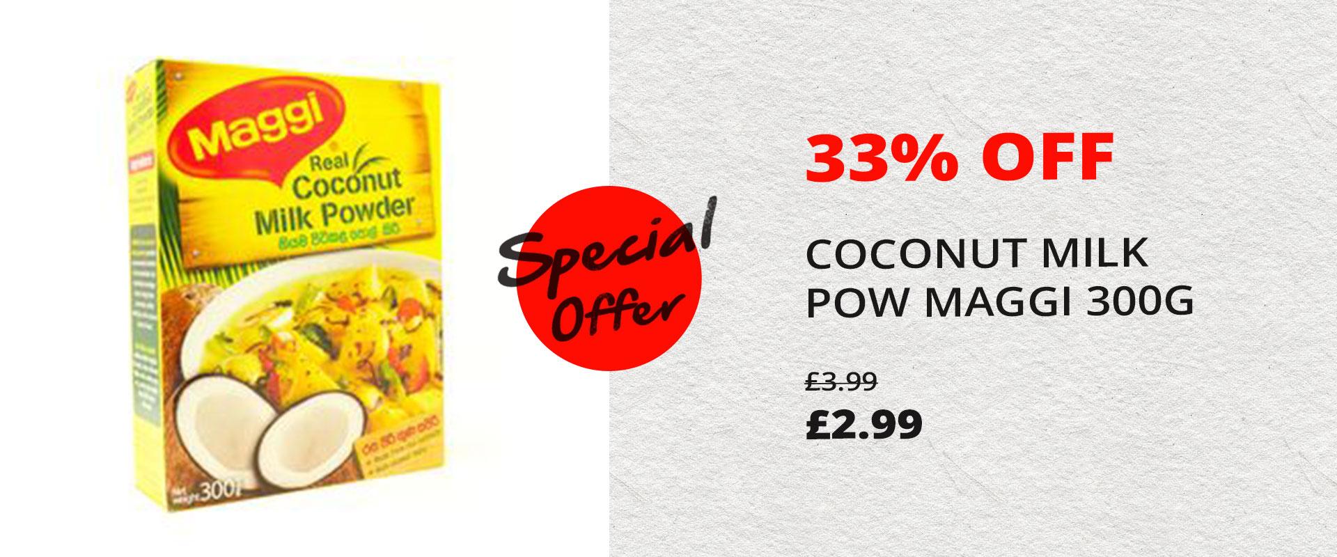 Coconut Milk 33% FF