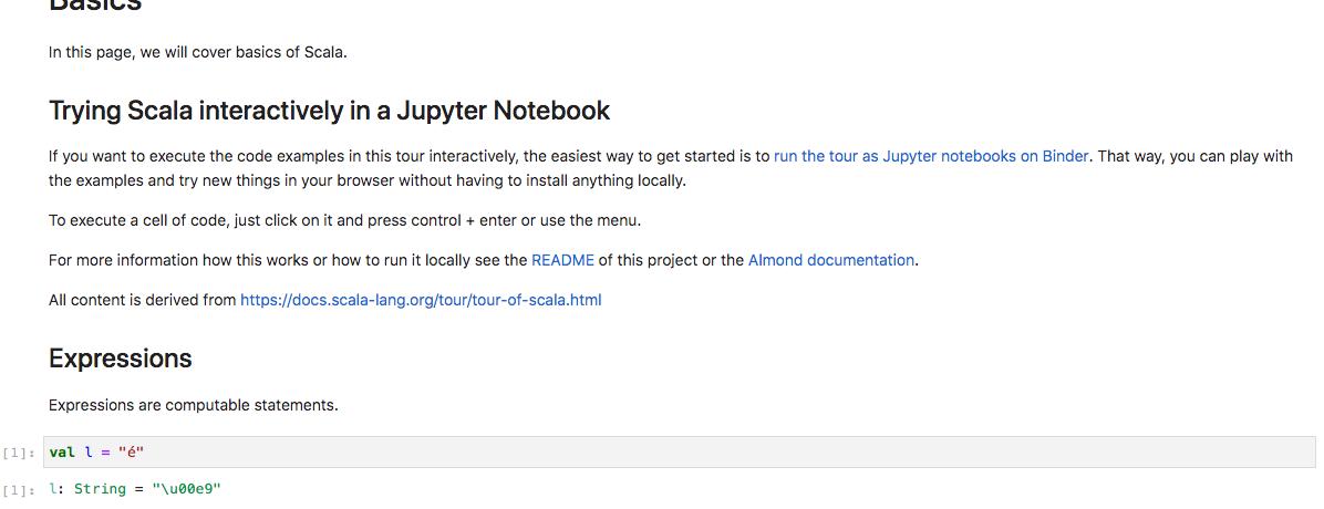 jupyter-scala - Bountysource