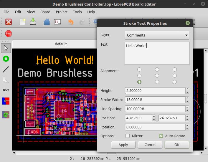 demo brushless controller lpp - librepcb board editor_022