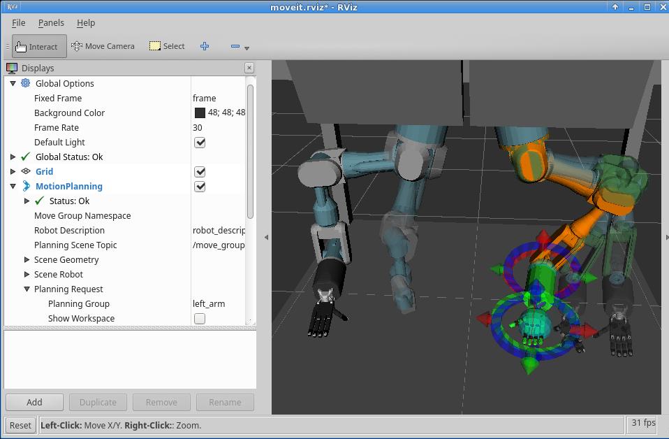 Chomp OptimizerAdapter: uninitialized RobotState · Issue
