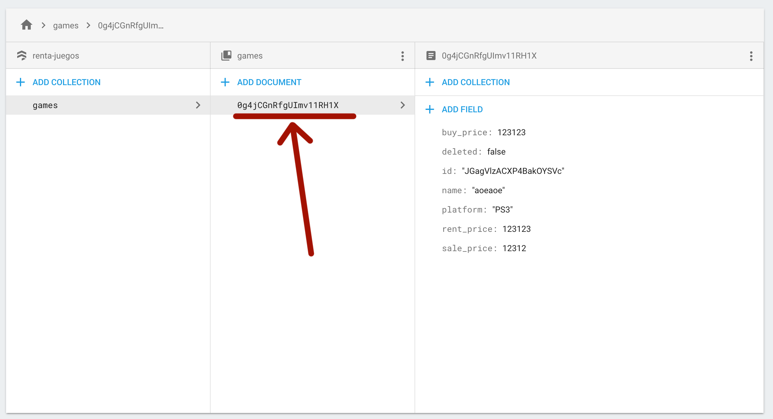How can I get the uid generated by Firebase? · Issue #1278