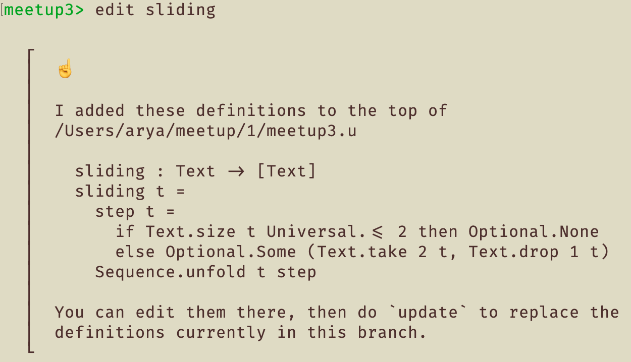 I added the definitions to the top of meetup3.u
