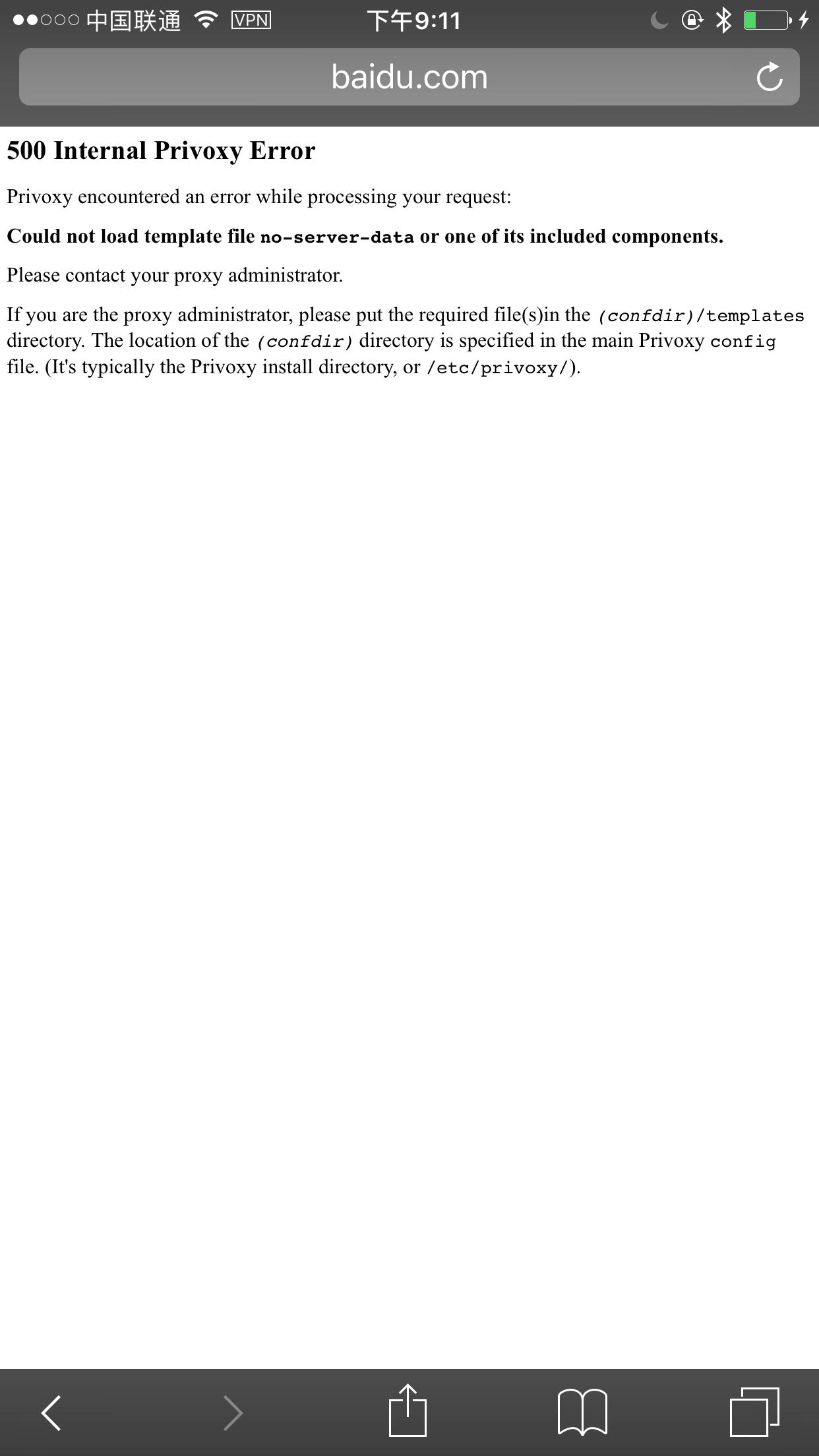 iOS10 3 2 Can't connect VPN · Issue #29 · haxpor/Potatso