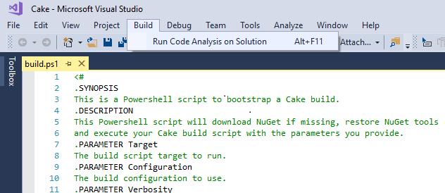 download cake build
