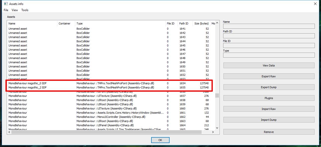 UI editing scripts - 07th-Mod - Developer Wiki