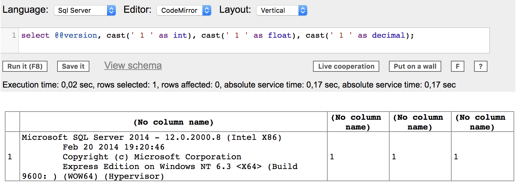 SPARK-28023][SQL] Trim the string when cast string type to Boolean