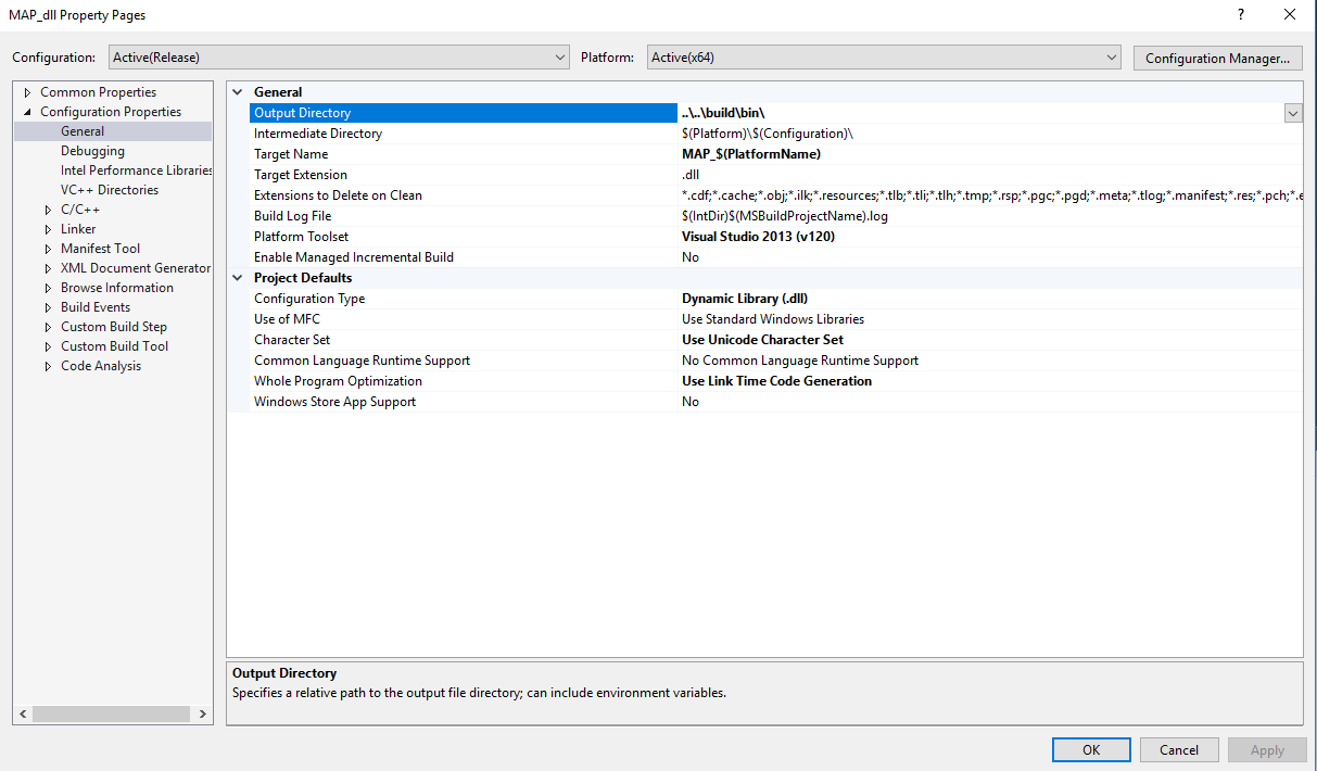 Issue Compiling openFAST Windows 10 through visual studio