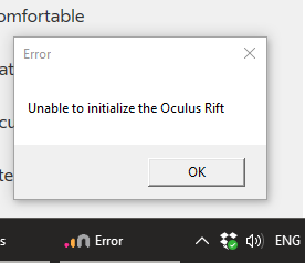 Medium fails to start with