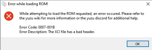 Yuzu doesn't read games located on network drives · Issue