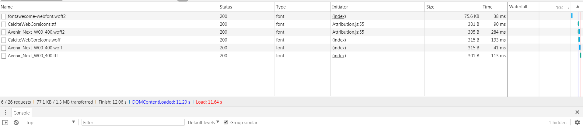 ArcGIS font's fail to load · Issue #15 · Esri/arcgis-webpack-plugin
