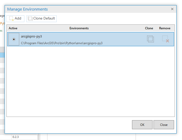 Updating steps to add the python package · Issue #86 · Esri