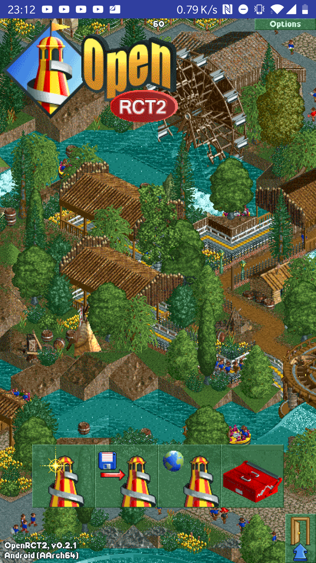 Android builds are working again : openrct2