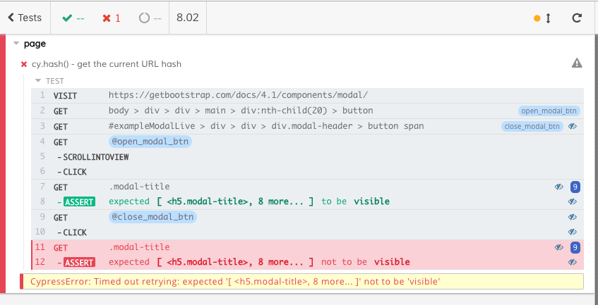 Opening the same bootstrap modal twice does not work · Issue #2877