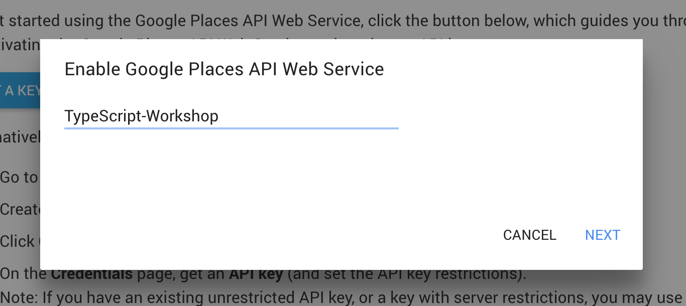 Setting up your API key · mike-works/typescript-fundamentals