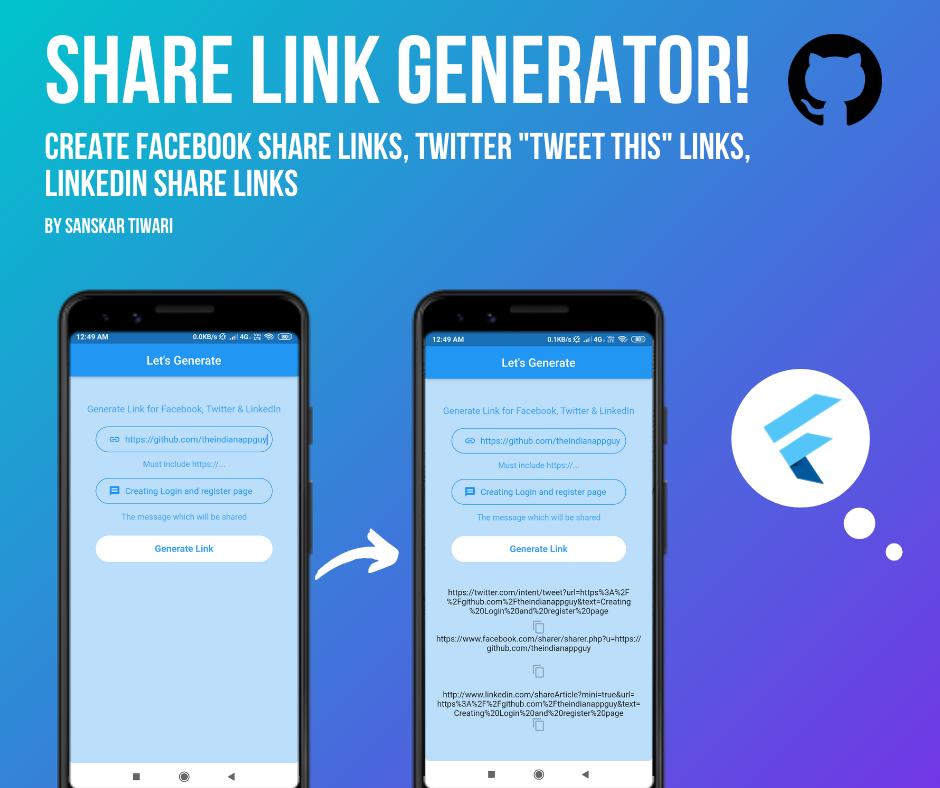 share link generator