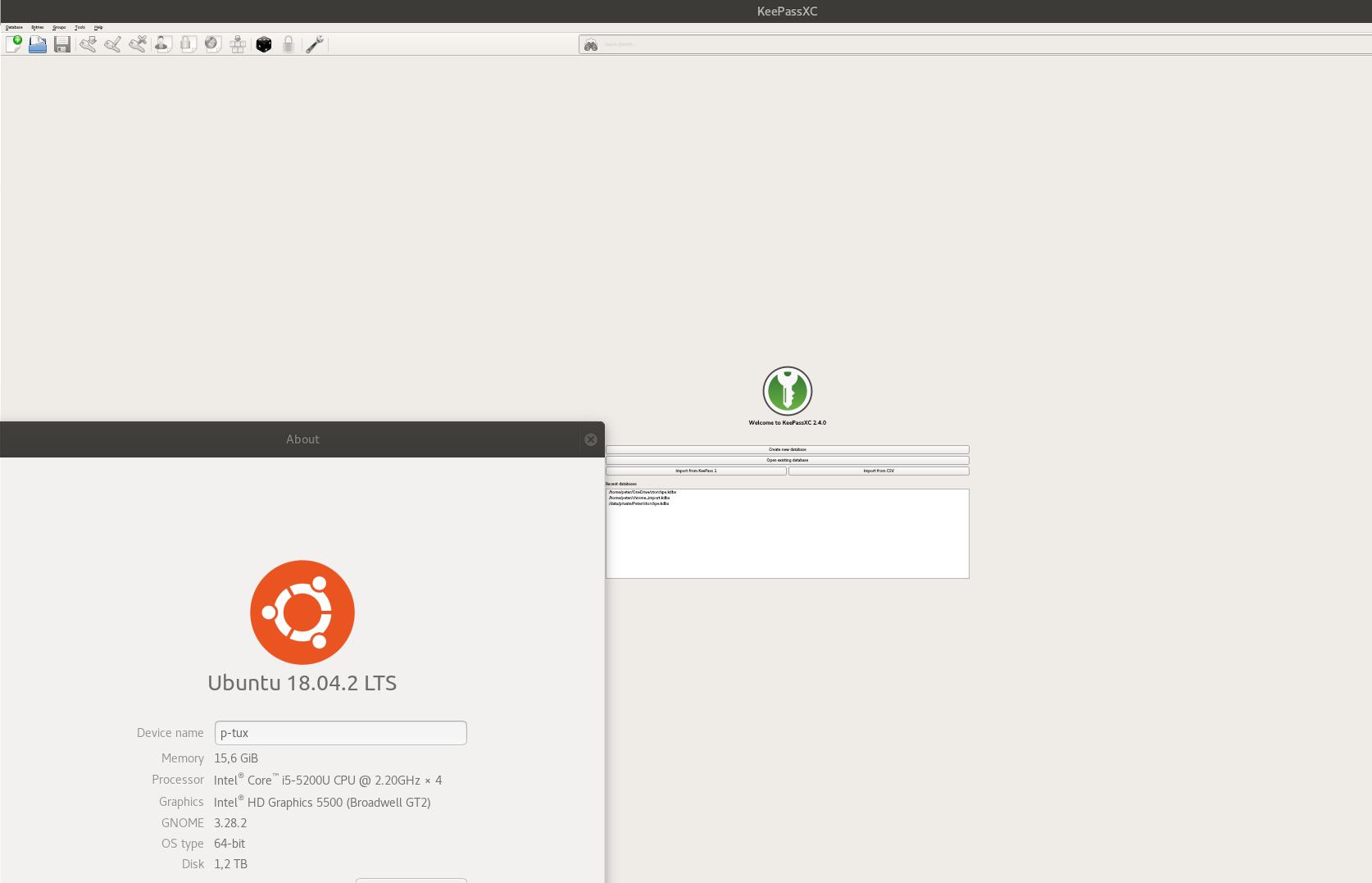 Xinitrc Ubuntu