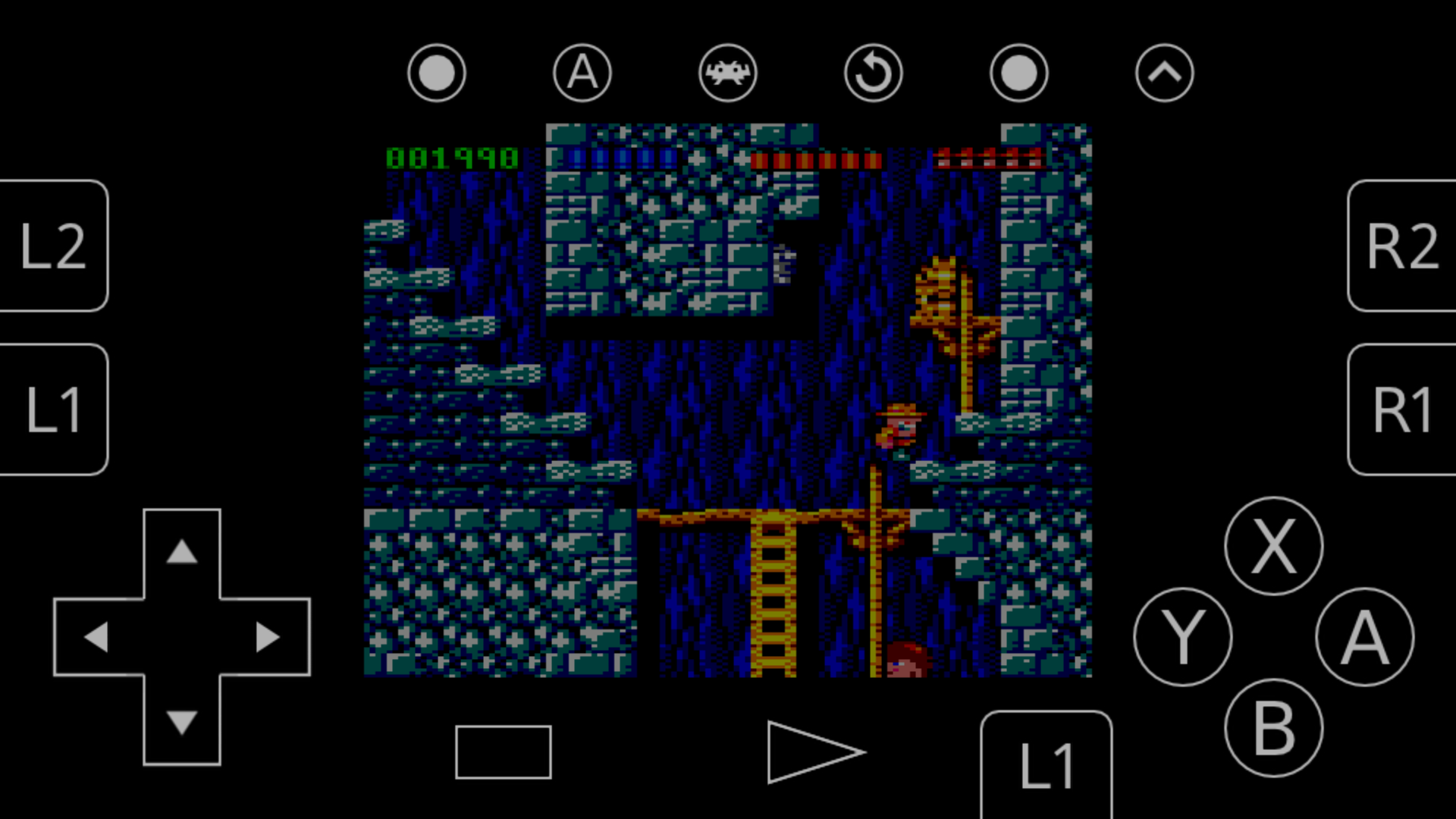 Frodo C64 Android