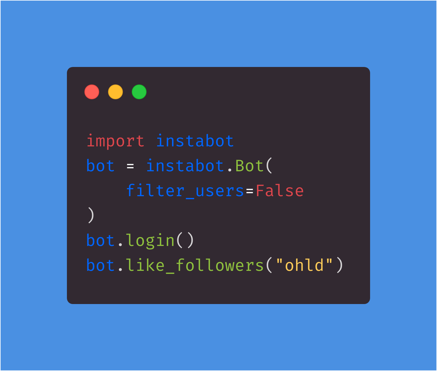GitHub - instagrambot/instabot: 🐙 Free Instagram scripts, bots and